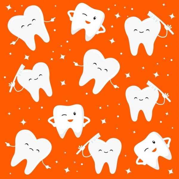 Dental vectors free vector download 101 Free vector for