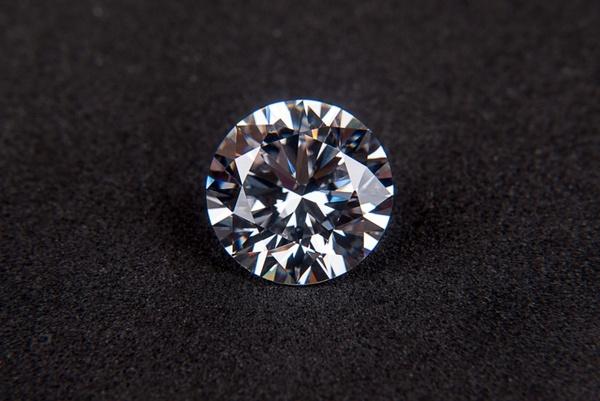 diamond gem cubic zirconia
