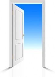 door open vector 3d background graphic svg bright ai eps modern illustration file 01mb commercial cdr sc st clip vectors