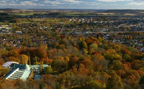 Autumn Fall Leaf Car Wallpaper Falkoping Sweden Landscape Free Stock Photos In Jpeg Jpg
