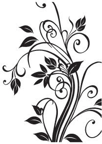 Floral free vector Free vector in Coreldraw cdr ( .cdr