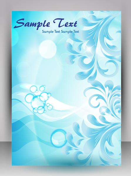 pamphlet design templates free download