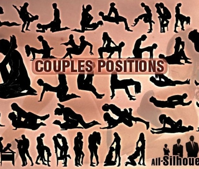 Free Vector Couples Positions Free Vector 1 54mb