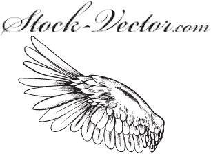 Honda wing logo vector graphic free vector download