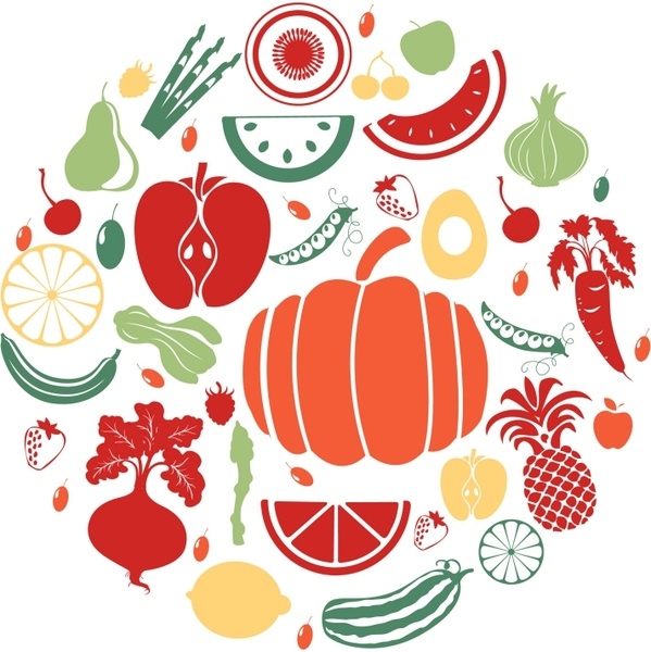 Vegetable Free Vector Download 1012 Free Vector For