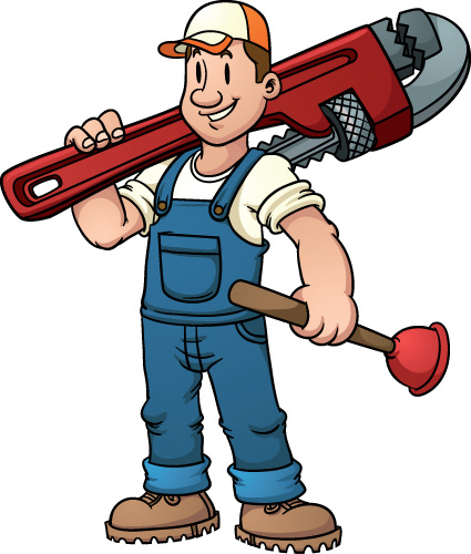 Plumbing Pipe Wrench Svg