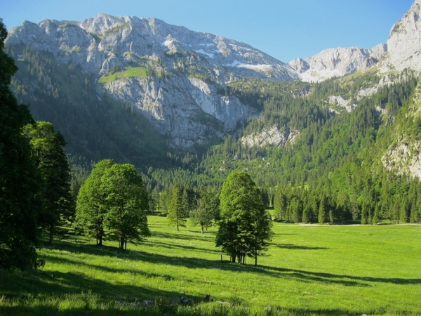germany landscape mountains free