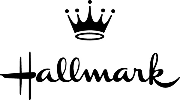 Hallmark logo Free vector in Adobe Illustrator ai ( .ai