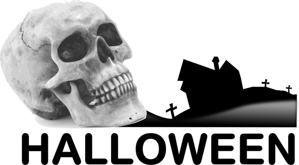 Halloween 002 Free vector in Open office drawing svg