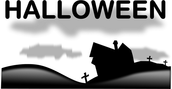 Halloween 003 Free vector in Open office drawing svg