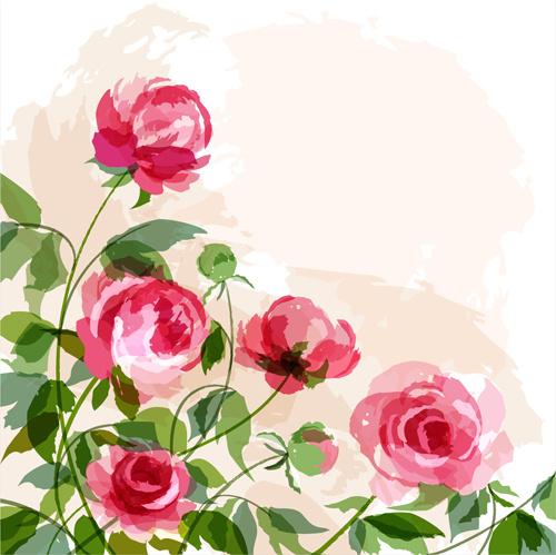 Pink Ribbon Border Clip Art