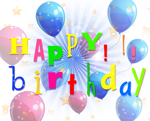 images Free Birthday Pictures For Him happy birthday background free vector