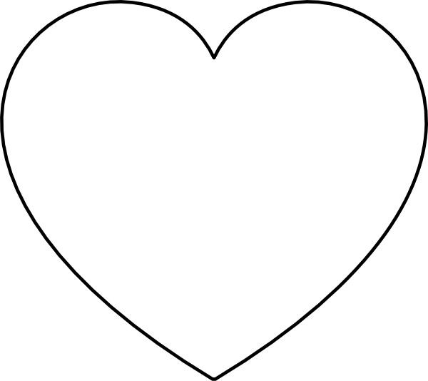 heart clip art free vector in open
