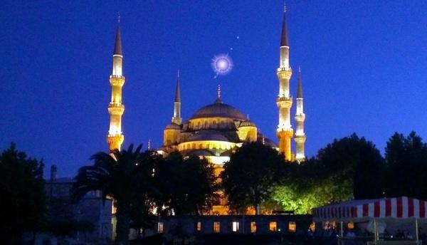 istanbul sultan ahmet mosque mosque