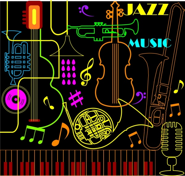 Backgrounds Music Powerpoint Templates Free