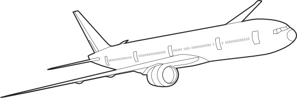 Boeing 747 Free Vector Download 15 Free Vector For