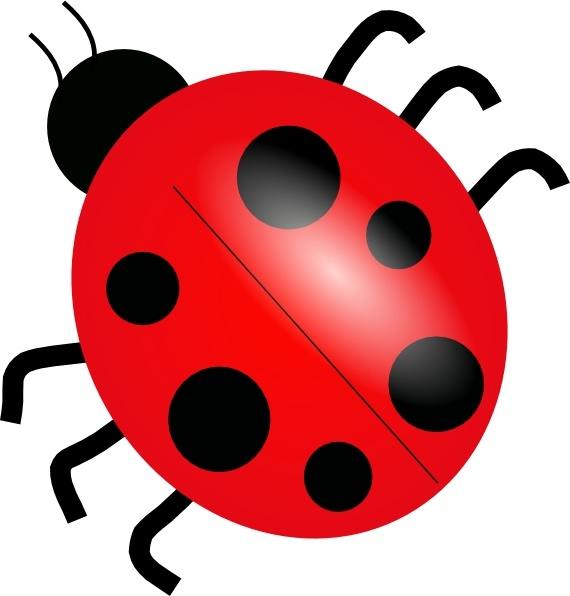 Ladybug Clip Art Free Vector In Open Office Drawing Svg