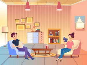 living relaxing background furniture vector lifestyle icons svg graphic illustration commercial