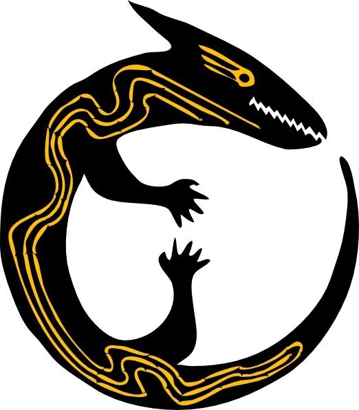free lizard vector