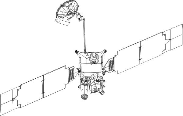 Moon Rover Clip Art