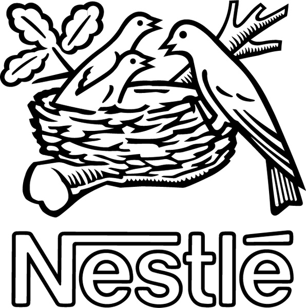 Nestle 6 Free vector in Encapsulated PostScript eps ( .eps