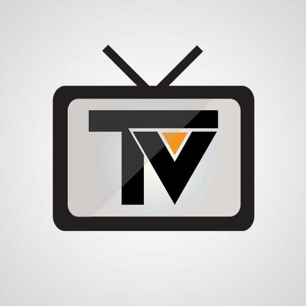 Online Tv Streaming Logo Free Vector In Adobe Illustrator