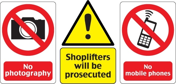 Printable Warning Signs Free Vector In Acrobat Reader Pdf