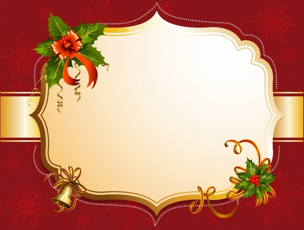 Christmas Holly Vector Free Vector Download 6861 Free