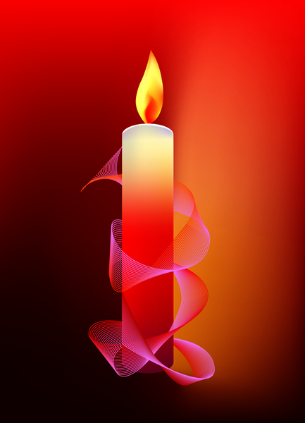 candles free vector 522