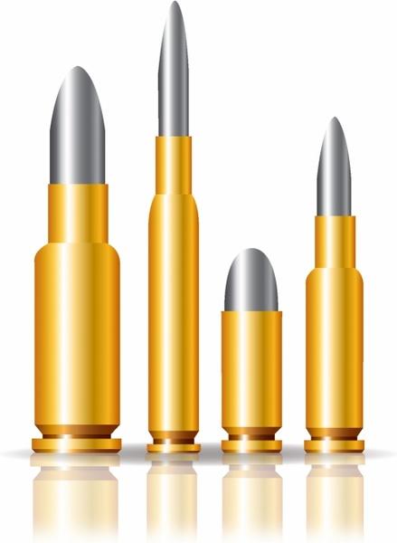 set of bullets free