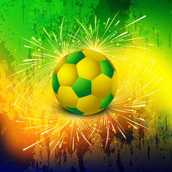 Mudding Soccor Girl Wallpaper Soccer Beautiful Texture With Brazil Colors Grunge Splash