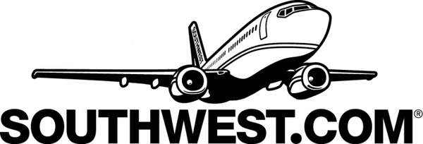 Southwest airlines free vector download (196 Free vector
