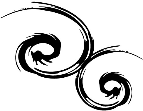 Spiral design 4 Free vector in Encapsulated PostScript eps