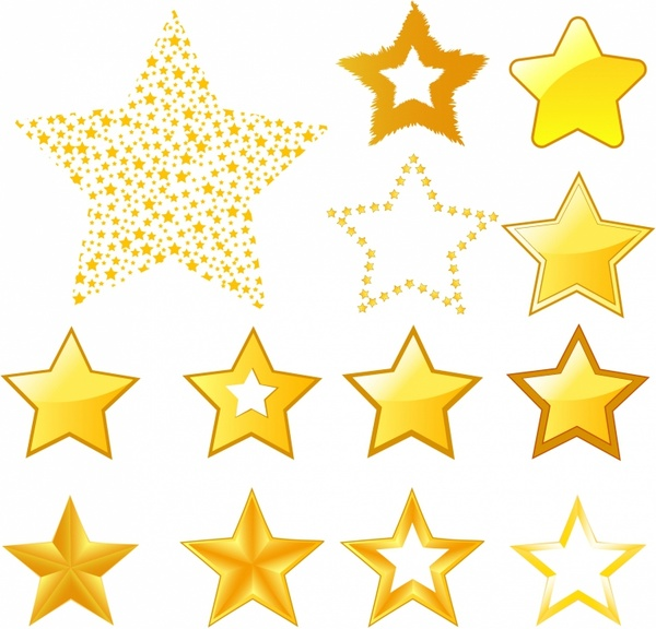 Star Free Vector Download 4437 Free Vector For