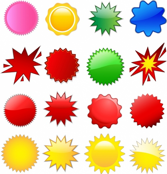 Starburst Free Vector Download 33 Free Vector For