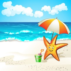 Beach Chair Photo Frame Land Of Nod Instructions Summer Travel Clip Art Free Vector Download (217,646 Vector) For Commercial Use ...