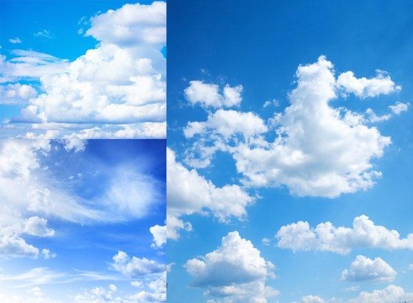 Website Background Blue Sky
