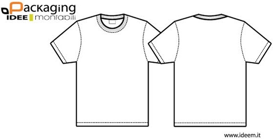 T shirt template vector Free vector for free download about ...