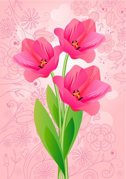 Tulip Free Vector Download 164 Free Vector For