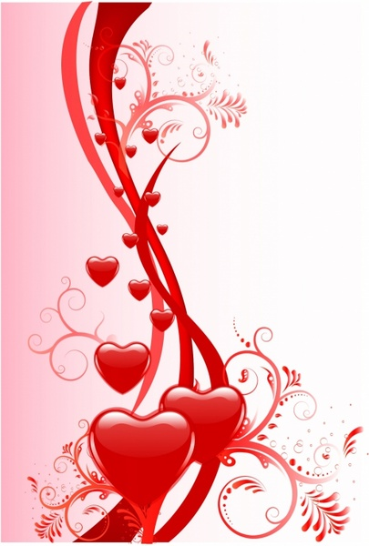 Picture Frame Valentines Day Free Vector Download 10279