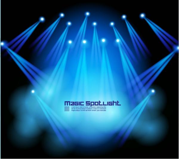 Spotlight Picture Frame