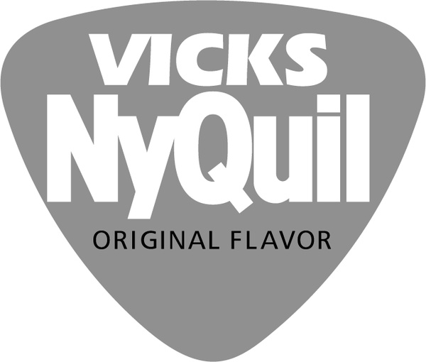 vicks nyquil free vector