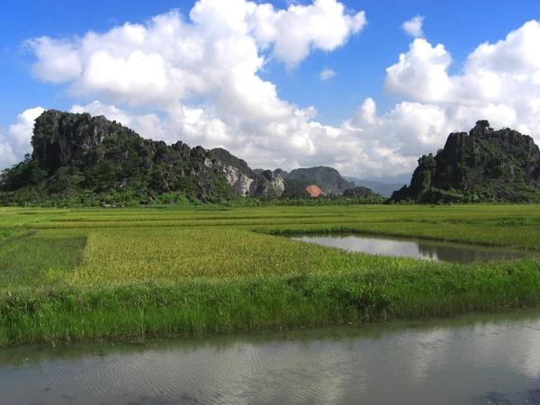 vietnam landscape sky free stock