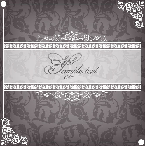 Vintage Lace Background Free Vector Download 49782 Free