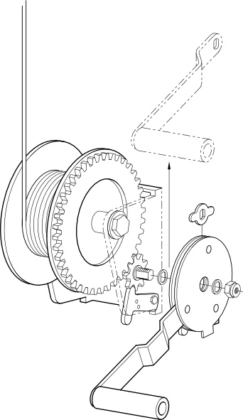 Winch free vector download (4 Free vector) for commercial