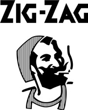 zig-zag logo free vector in adobe