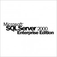 Microsoft sql server vector logo Free vector for free