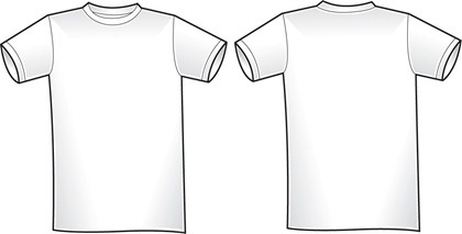 Blank t shirt vector free vector download (51 files) for