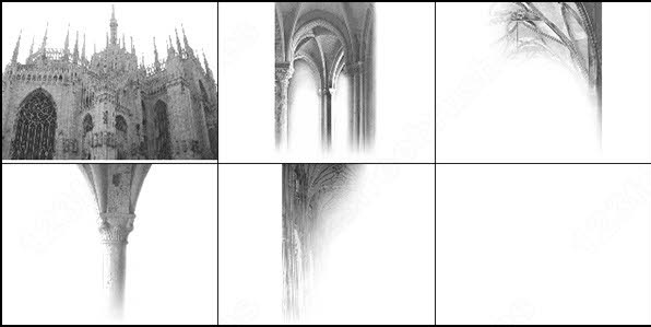 Gothic Border Photoshop Brushes Download (56 Photoshop