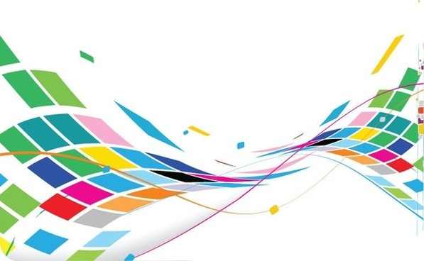 abstract vector design free